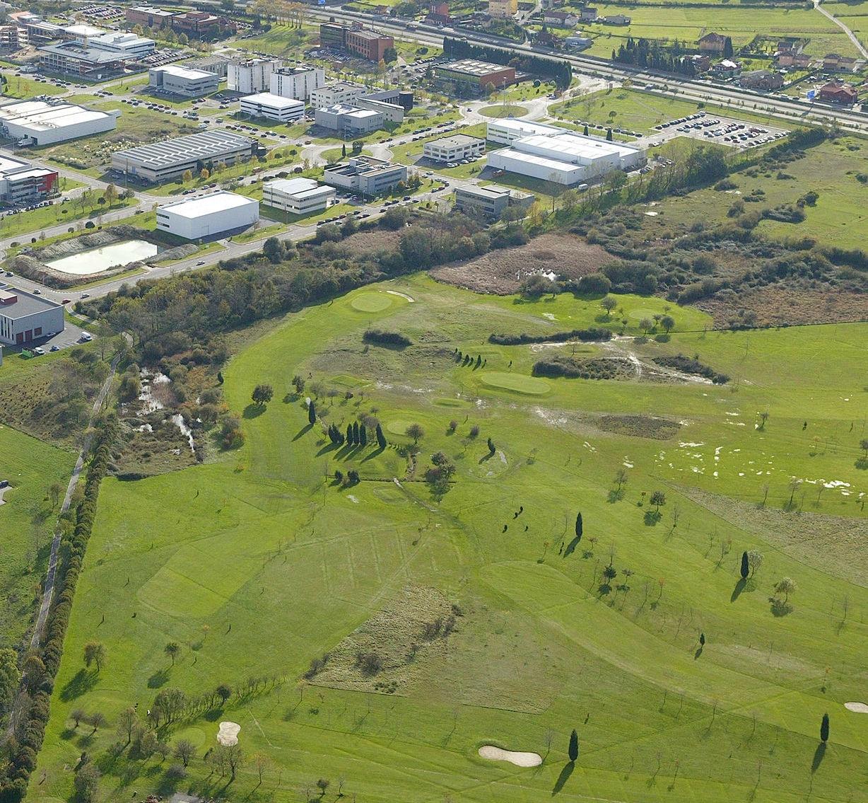 Parque Tecnológico de Asturias - Campo de Golf