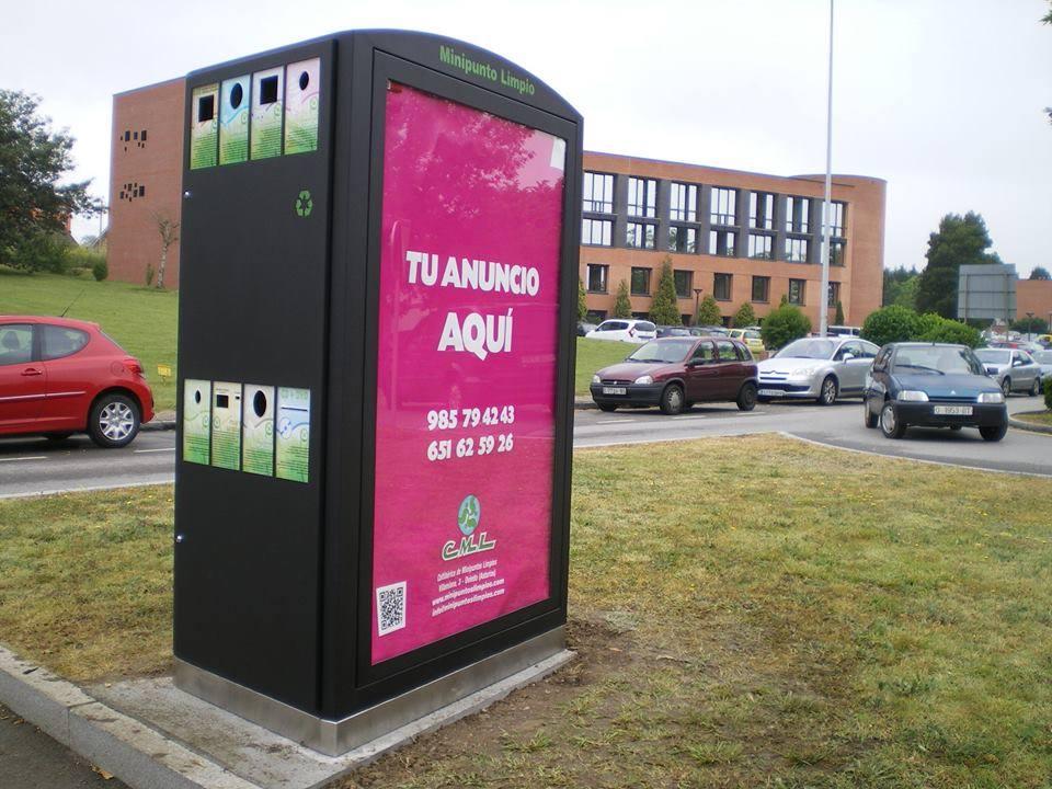 Punto limpio PT Asturias