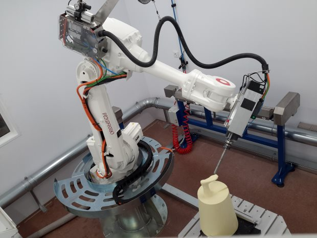 Robot Ortoibérica