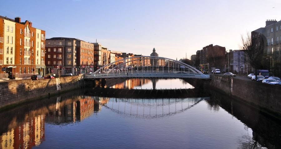 misión comercial a Dublín