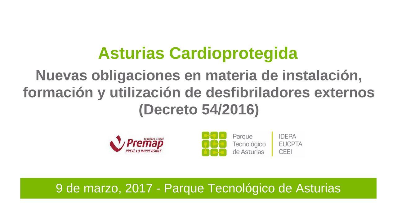 Asturias Cardioprotegida