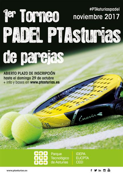Campeonato Padel cartel