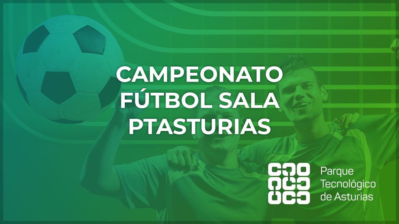 cabecera campeonato fútbol sala ptasturias