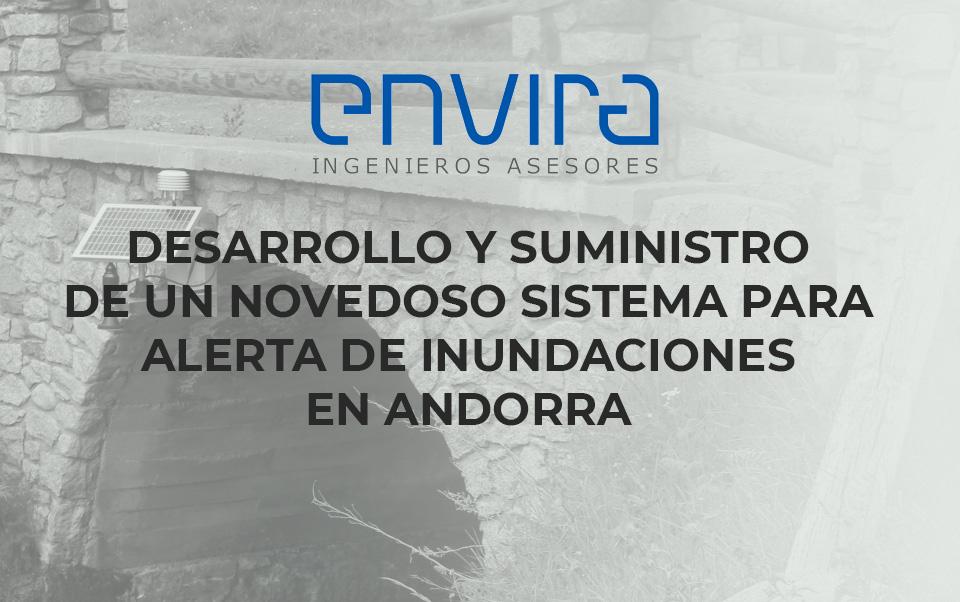 envira sistema anti inundación