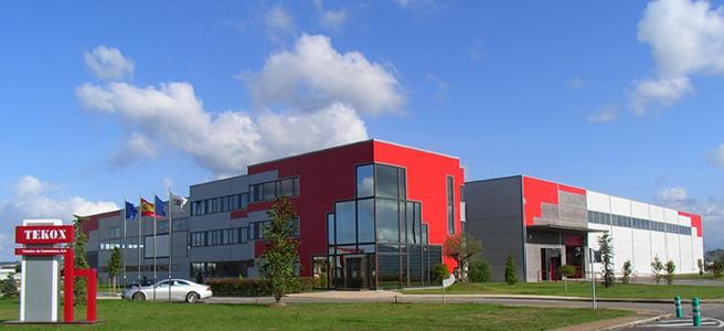 fachada Tekox