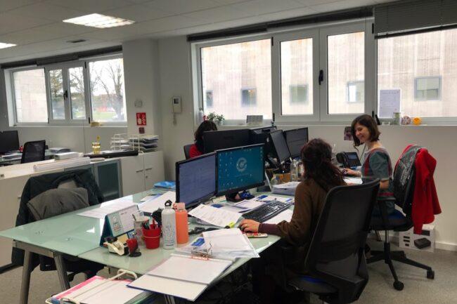 Oficinas de Exatech Ibérica en el PTAsturias