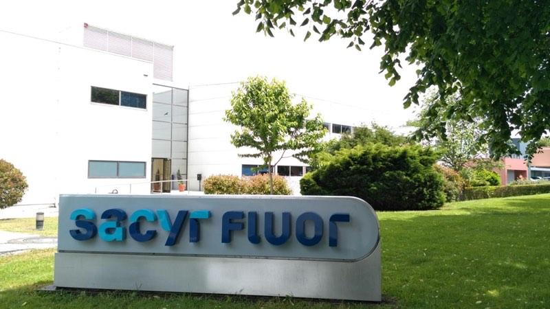 Entrevista a la empresa Sacyr Fluor