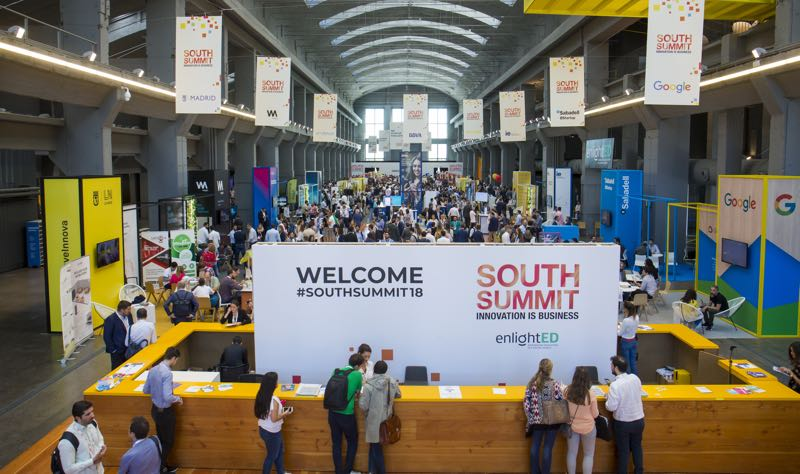 Onirix, una de las 100 startups finalistas de South Summit 2019
