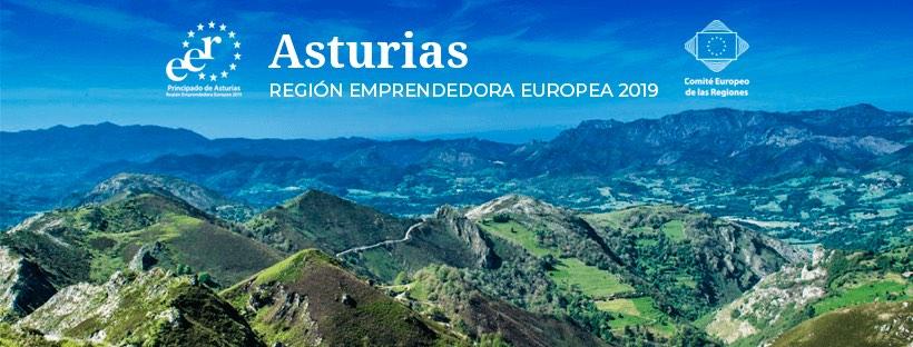 Asturias Región Emprendedora Europea 2019