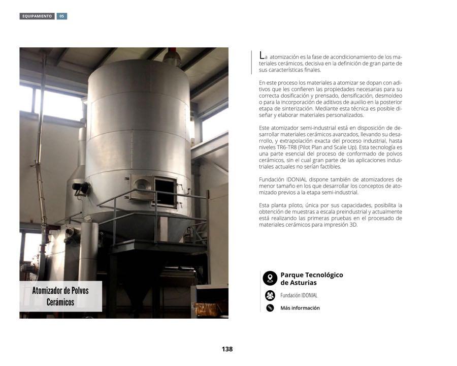 Infraestructuras para la innovación en el Parque Tecnológico de Asturias