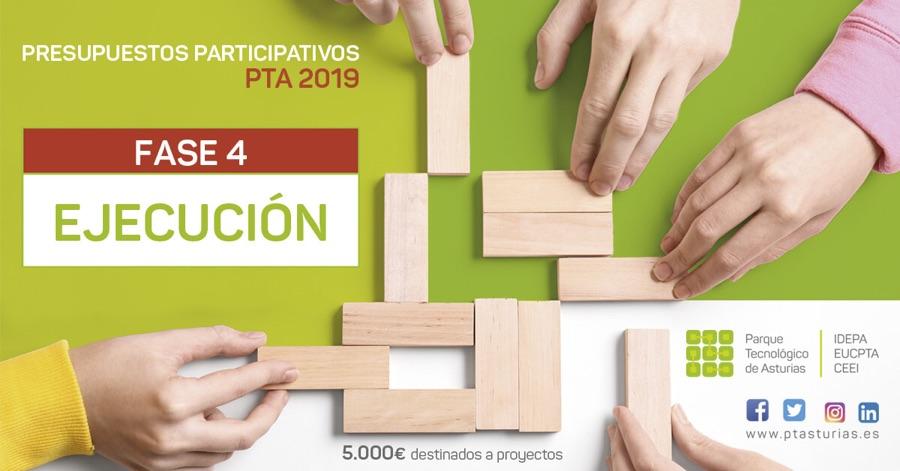 Presupuestos participativos PT Asturias 2019: propuesta elegida