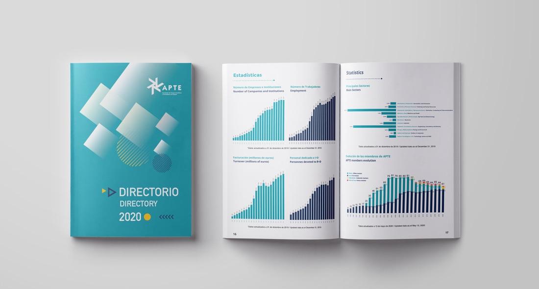Los Parques Tecnológicos de Asturias en el Directorio APTE 2020