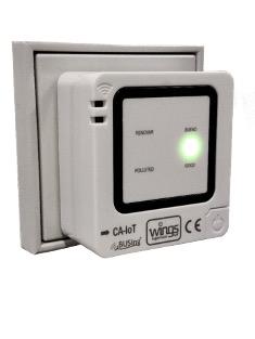 sensor IoT de calidad del aire de Ingenium
