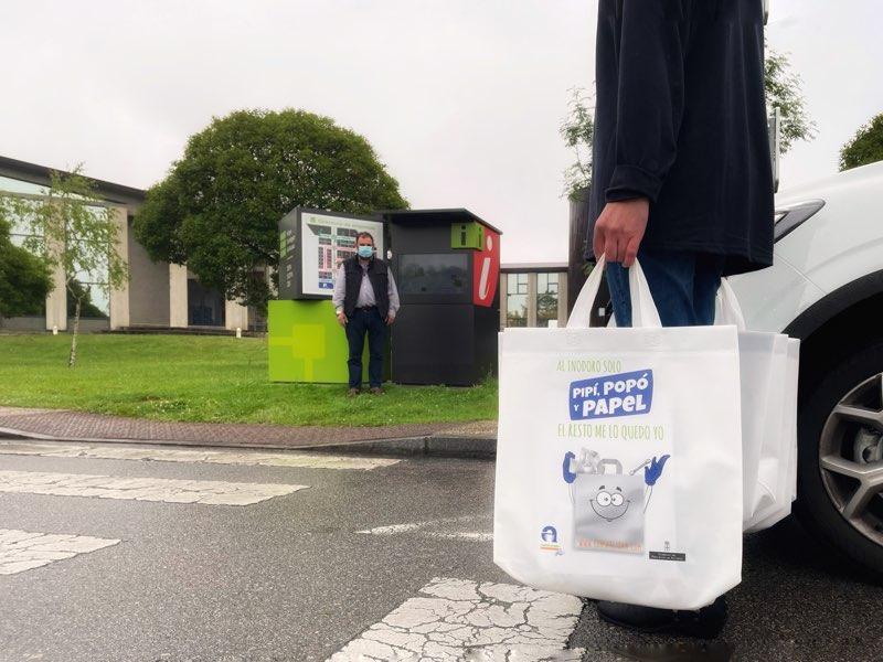 Campaña de Información para un Consumo Responsable del Agua en el PTAsturias