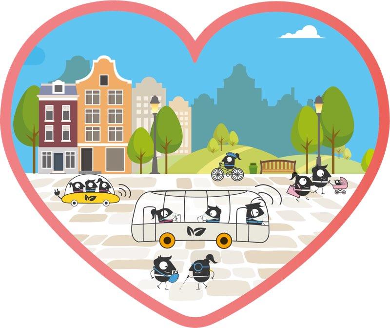 Semana Europea de la Movilidad 2021: Movilidad Sostenible, saludable y segura